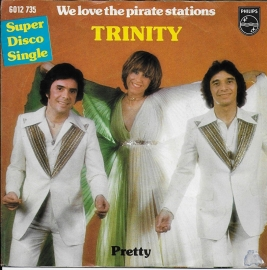 Trinity - We love the pirate stations