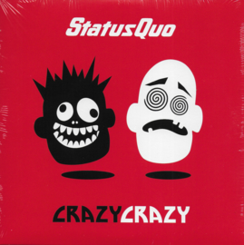 Status Quo - Crazy crazy / Face the music (Limited edition)