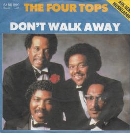 Four Tops - Don't walk away (German edition)