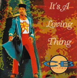 CB Milton - It's a loving thing