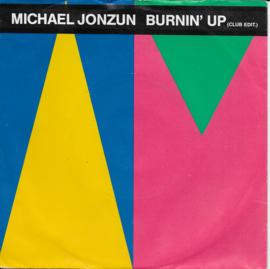 Michael Jonzun - Burnin' up (club edit)