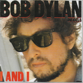 Bob Dylan - I and I (Italiaanse uitgave)