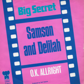 Big Secret - Samson and Delilah