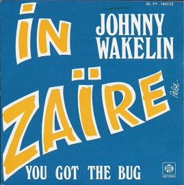 Johnny Wakelin - In Zaire