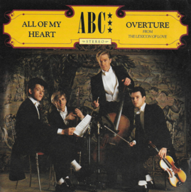 ABC - All of my heart (Engelse uitgave)