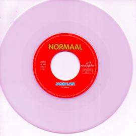Normaal - Jambalaya / Stock on rock 'n roll (Limited edition, roze vinyl)