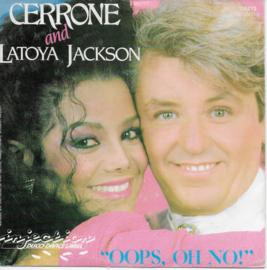 Cerrone and La Toya Jackson - Oops, oh no!