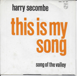 Harry Secombe - This is my song