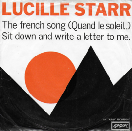 Lucille Starr - The French song (quand le soleil...)