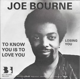 Joe Bourne - To know you is to love you