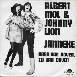 Albert Mol & Johnny Lion - Janneke