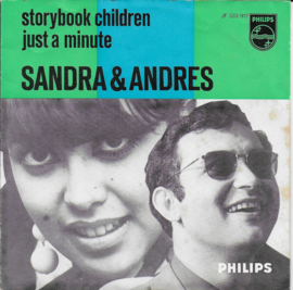 Sandra & Andres - Storybook children