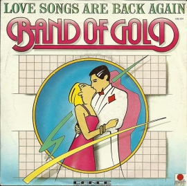 Band of Gold - Love songs are back again