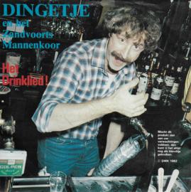 Dingetje en het Zandvoorts Mannenkoor - Het drinklied!