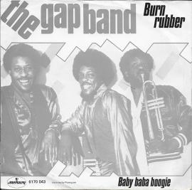 Gap Band - Burn rubber