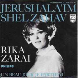 Rika Zarai - Jerushala 'im shel zahav