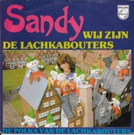 Sandy - Wij zijn de lachkabouters