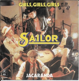 Sailor - Girls girls girls