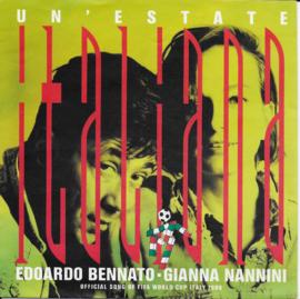 Edoardo Bennato & Gianna Nannini - Un' estate Italiana