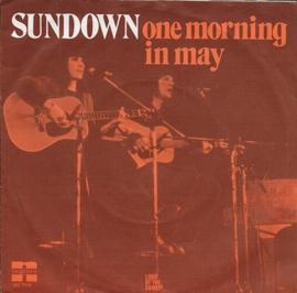 Sundown - One morning in may