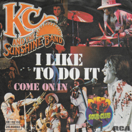 KC and the Sunshine Band - I like to do it