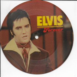 Elvis Presley - Shake rattle & roll (picture flexi-disc)