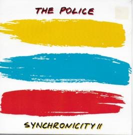 Police - Synchronicity II (Braziliaanse uitgave)