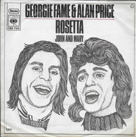 Georgie Fame & Alan price - Rosetta
