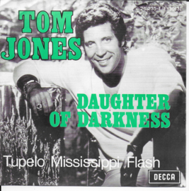 Tom Jones - Daughter of darkness (Belgische uitgave)