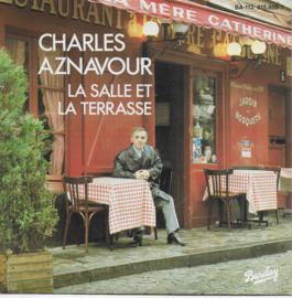Charles Aznavour - La salle et la terrasse