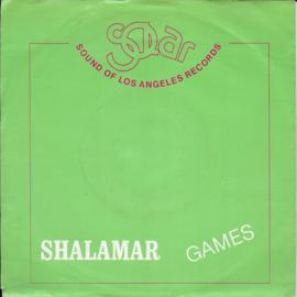Shalamar - Games