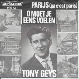 Tony Geys - Parijs (ca c'est Paris)