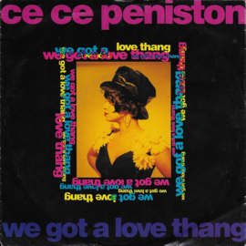 Ce Ce Peniston - We got a love thang