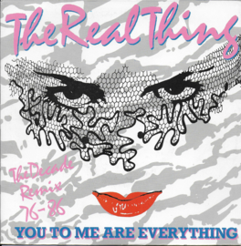 Real Thing - You to my are everything (the decade remix 76-86)
