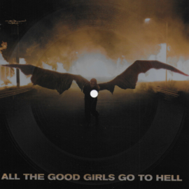 Billie Eilish - All the good girls go to hell (Amerikaanse uitgave, limited edition flexi-disc)