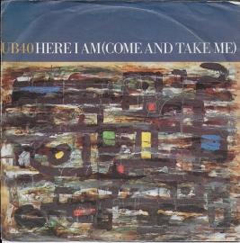 UB 40 - Here i am (come and take me)
