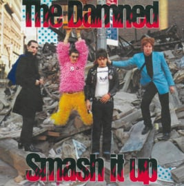 Damned - Smash it up (40th anniversary limited edition red vinyl)
