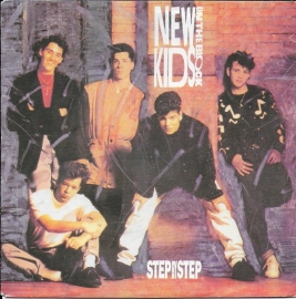 New Kids On The Block - Step by step