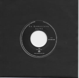 Ed Kowalczyk - Eat your love (Clear vinyl promo)