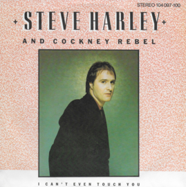 Steve Harley and Cockney Rebel - I can't even touch you