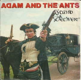 Adam and the Ants - Stand & deliver