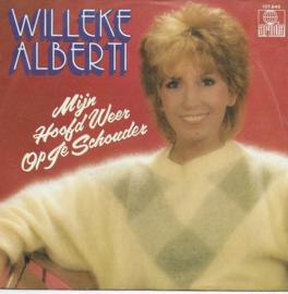 Willeke Alberti - Mijn hoofd weer op je schouder