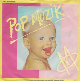 M - Pop muzik (German edition)