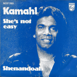 Kamahl - She's not easy