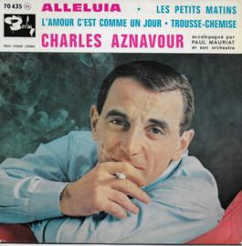 Charles Aznavour - Alleluia