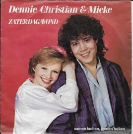 Dennie Christian & Mieke - Zaterdagavond