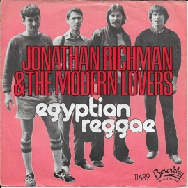 Jonathan Richman & The Modern Lovers - Egyptian reggae
