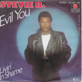 Stevie B. - Evil you