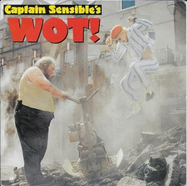 Captain Sensible - Wot!