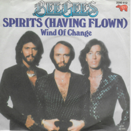 Bee Gees - Spirits (having flown) (German edition)